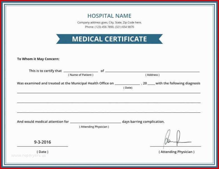 Leave Letter Format For It Company Doctora