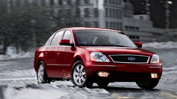 2007 Ford Five Hundred Owners Manual The Ford Five Hundred Marries The Body Of A Contemporary Sedan To A Crossover Vehicle Arch