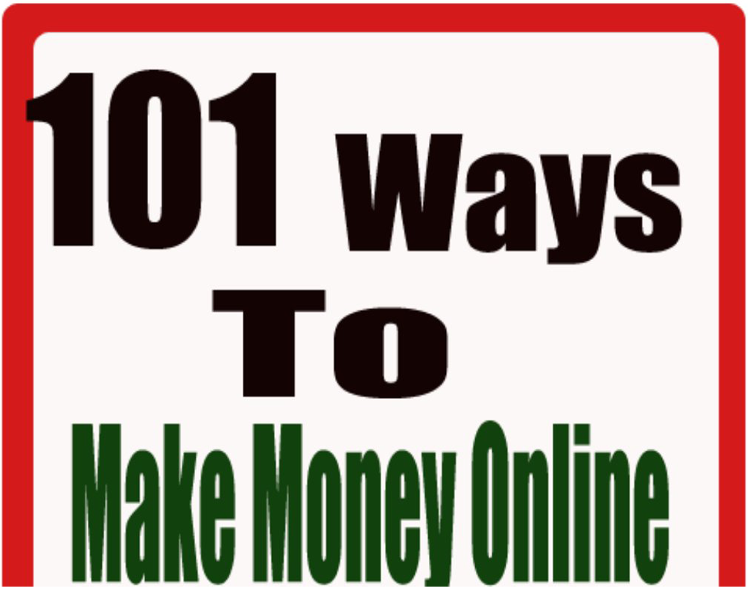 click earn money click image to download ebook 101 proven ways to make 7996