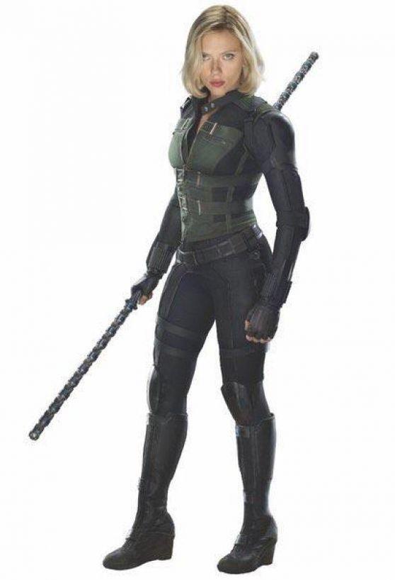 Infinity war natasha romanoff the black widow marvel - Natacha avenger ...