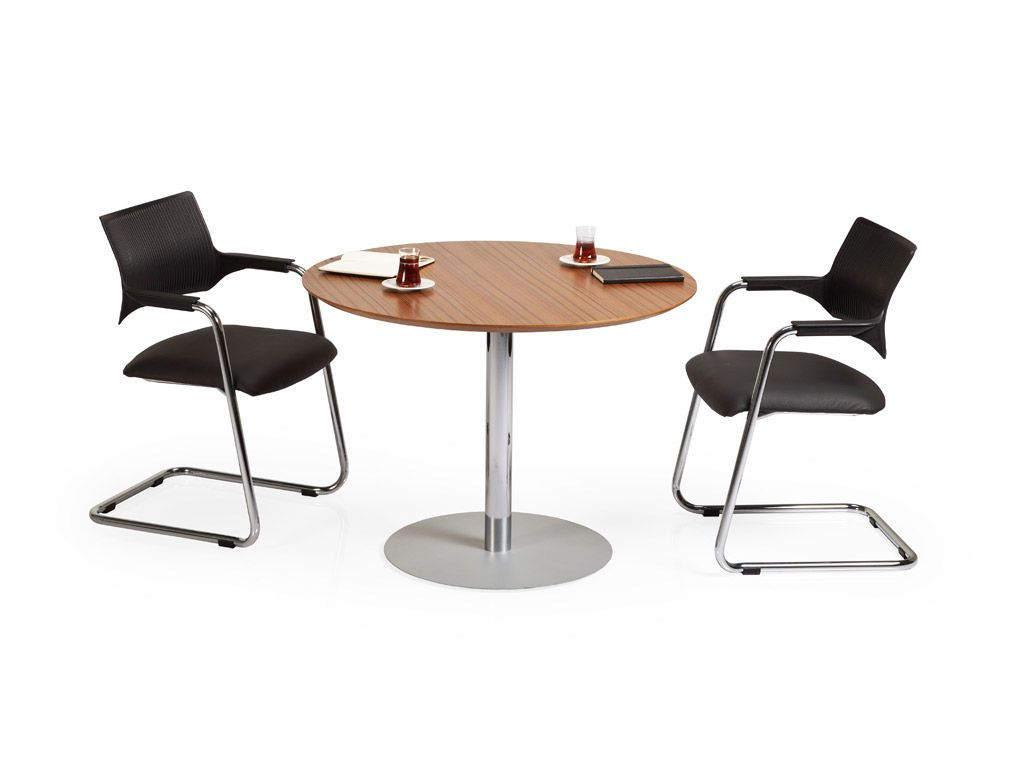 Small Round Office Meeting Table Ashley Furniture Home Office - Small round meeting table