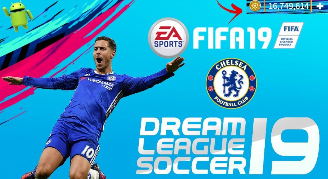 DLS19 Mod Chelsea FIFA Offline Android Download Fifa