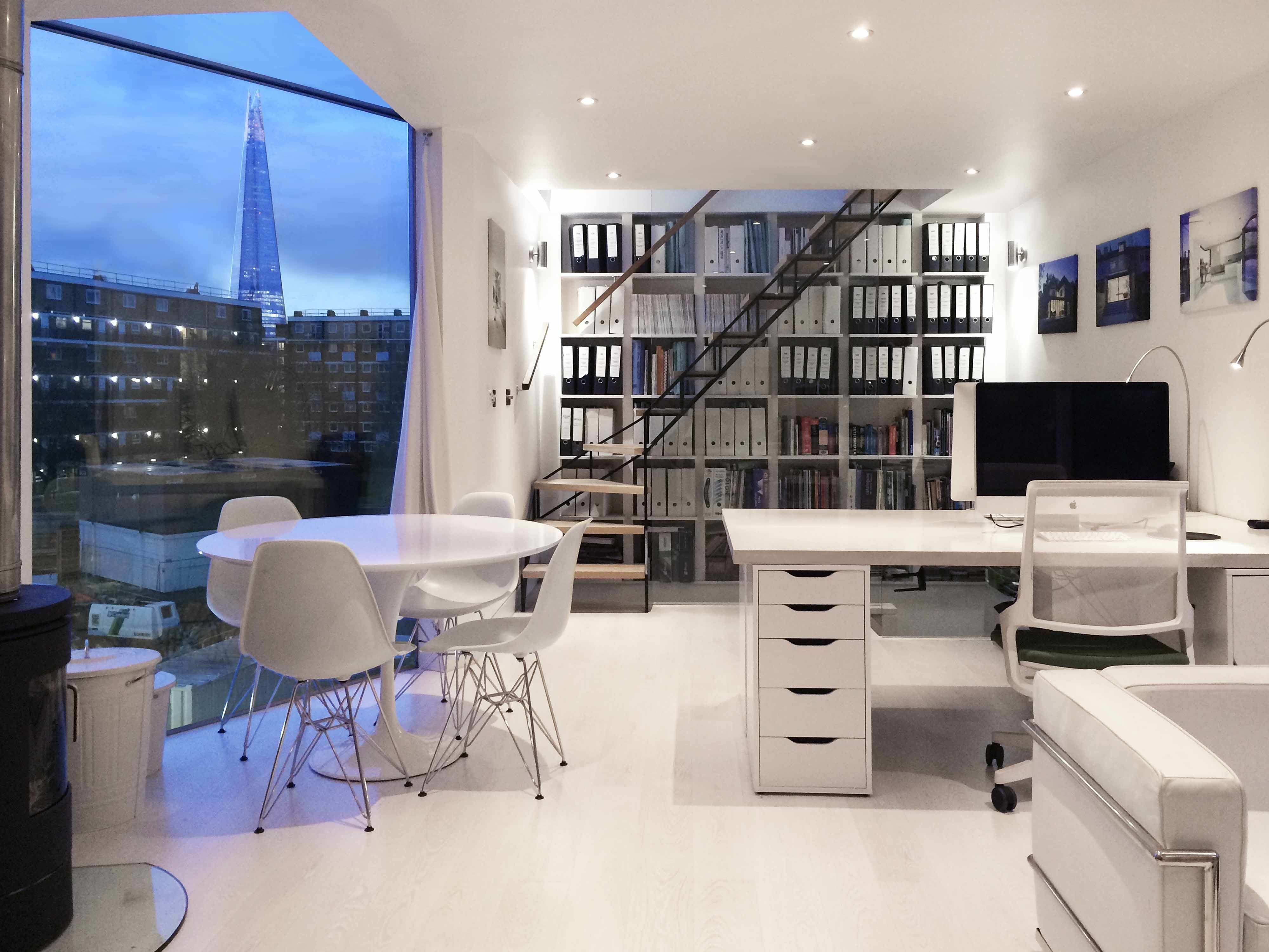 Photo of in incredible home offices of designers and