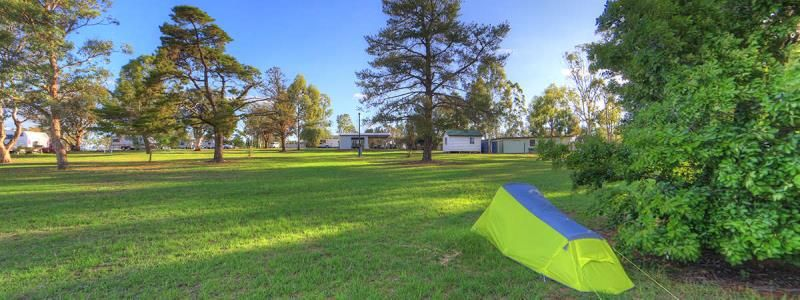 Kahlers Oasis Camping area unpowered #kahlersoasis