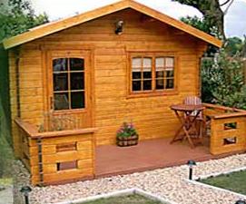 Caba as peque as prefabricadas buscar con google rosy for Cabanas madera baratas