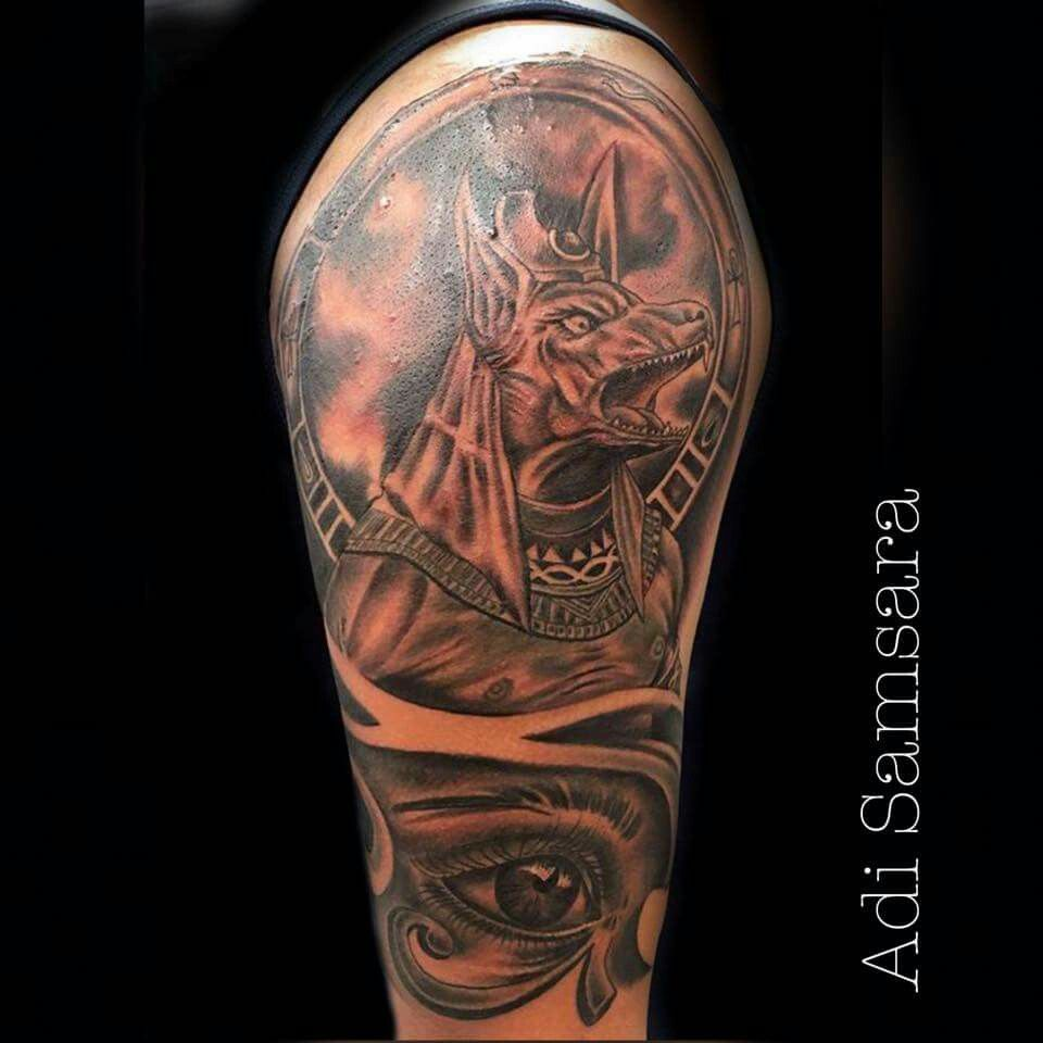25+ Awesome Egyptian Tattoos Designs And Meaning