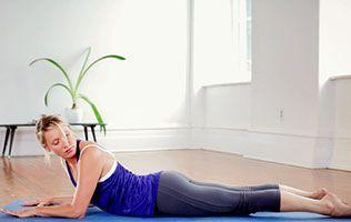 posture yoga pour intestins