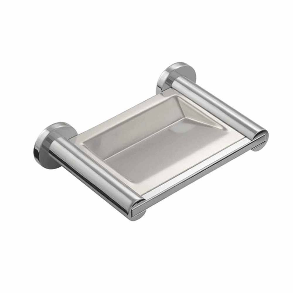 Architect Wall-Mounted Soap Dish | Soap dishes, Bathroom accessories ...