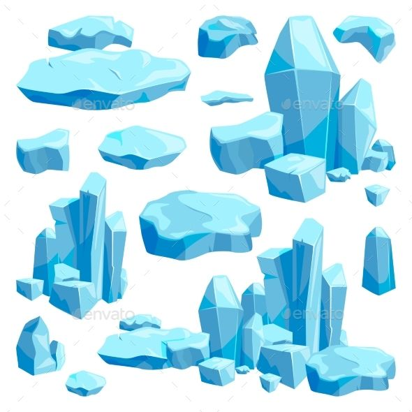 Broken Pieces Of Ice Game Design Vector Minecraft Banner Designs Game Design Environment Concept Art Ice blue 128x pvp texture pack features blue based textures which replace your default texture packs with awesome looking ones how to install ice blue 128x pvp texture pack 1.8 for minecraft? pinterest