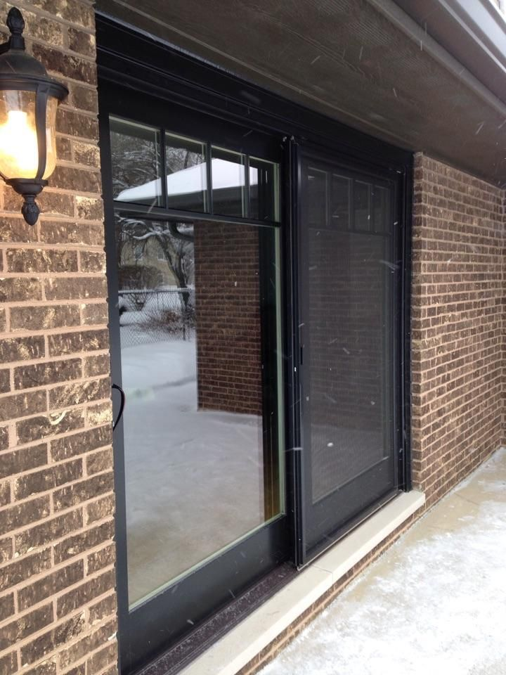 We Are Crazy For This Beautiful Marvin Sliding Patio Door Recently