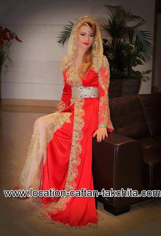 Robe soiree mariage marocain
