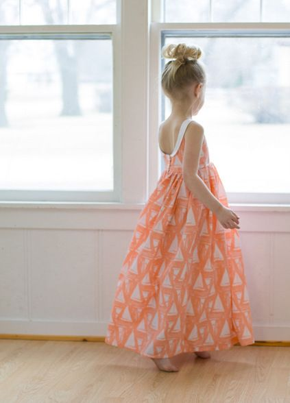 Beautiful, easy and modern child sewing PDF patterns | Sewing ...