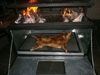 el fogón de leña cabrito al ataúd recetas norteña pinterest
