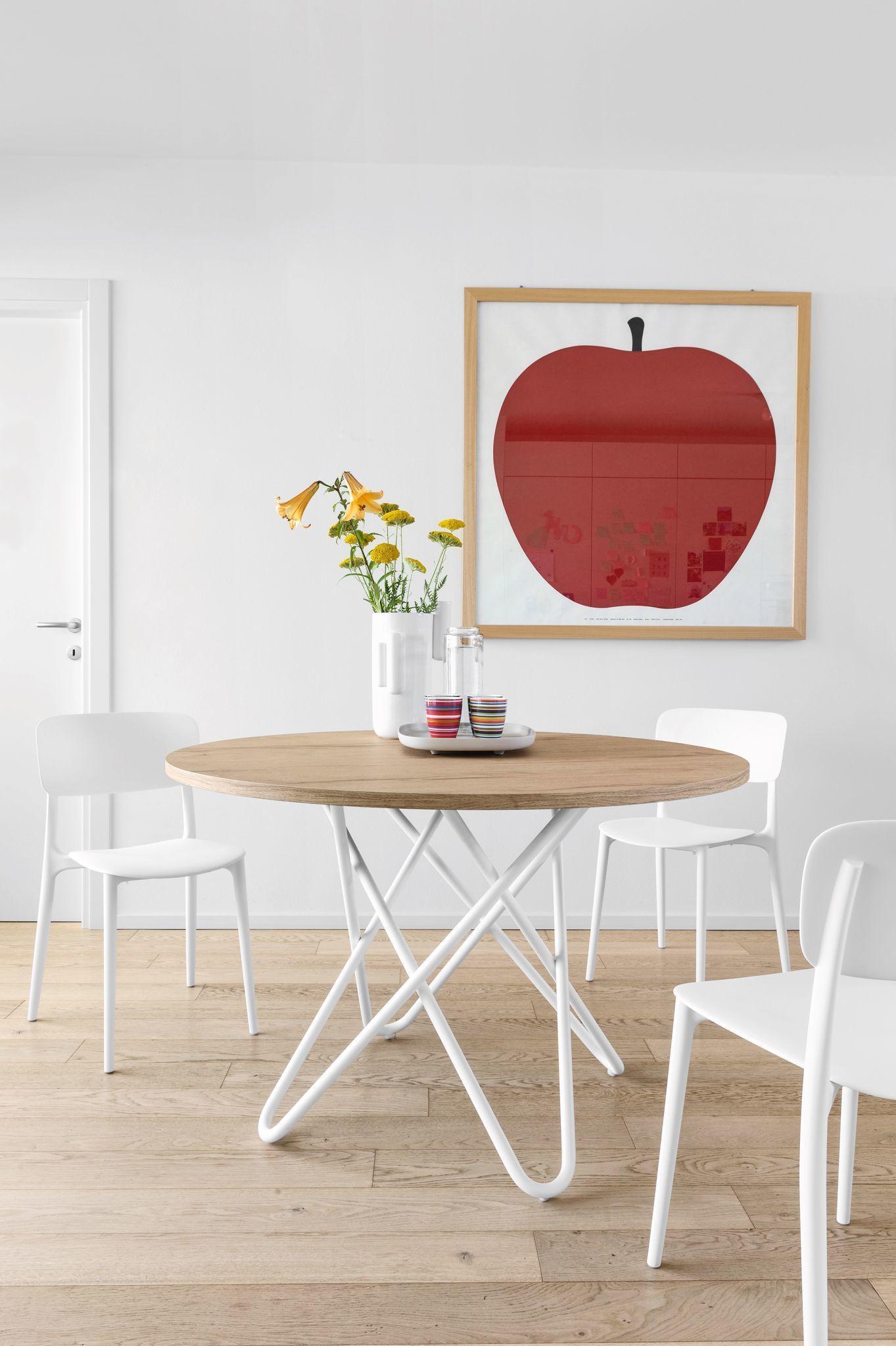 Table Ronde : Modèles Pour Salle à Manger