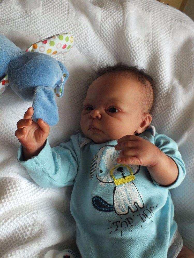 Reborn baby boy doll 8ba5854364e3