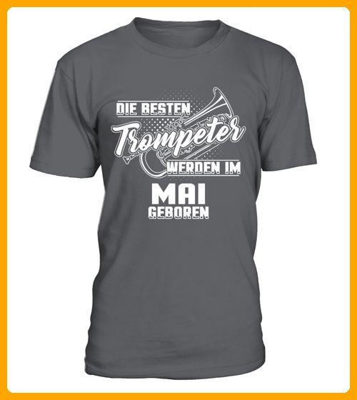 Trompeter Geburtstag Mai - Geburtstag shirts (*Partner-Link)