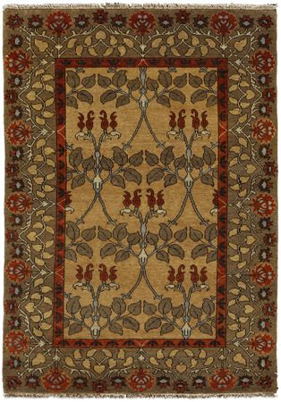 New The Essex Pc 55a The Persian Carpet Mission Rugs Handmade
