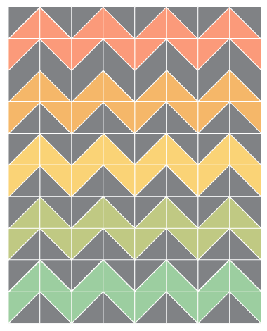 Plans For Chevron Quilt Quilt Pinterest Quilts Quilt Patterns Inspiration What Is A Chevron Pattern