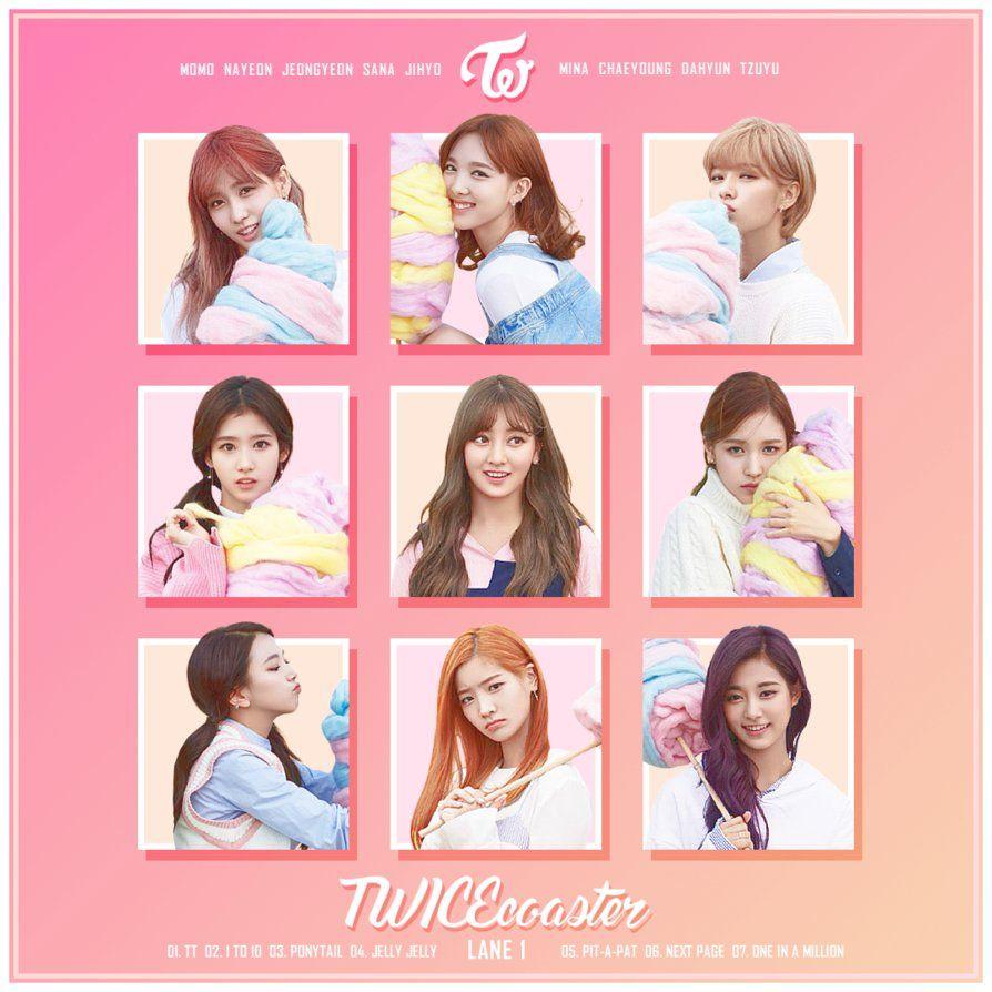 Twice Twicecoaster Lane 1 By Tsukinofleur Twice Dahyun