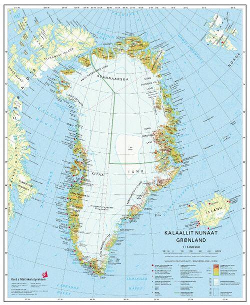 Gronland Denmark Rejser Undervisning Perlevaevning