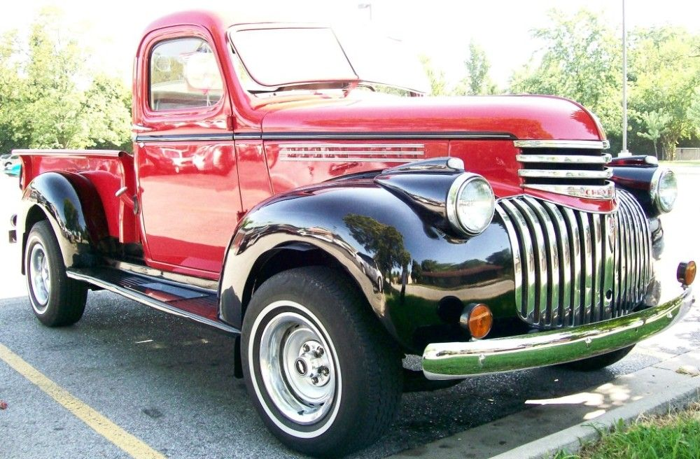 1946 Chevrolet Pick Up Truck For Sale By Owner Offered For