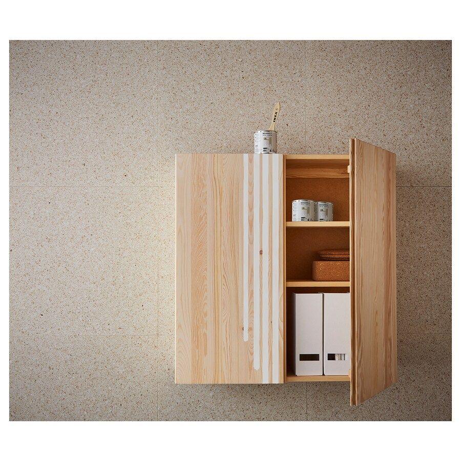 Ivar Element A Porte Ikea Systeme De Rangement Et Mobilier De Salon