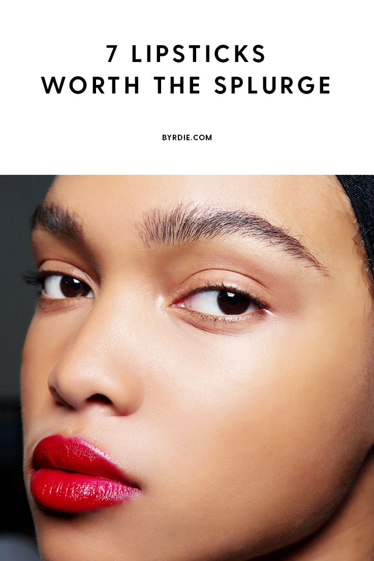 7 luxury lipsticks worth splurging on luxury lipstick