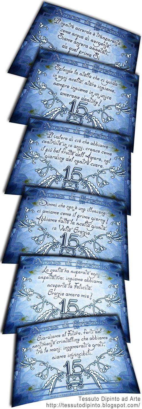 Frasi Anniversario Matrimonio 6 Anni.Nozze Di Cristallo 6 Belle Frasi Per 15 Anni Di Matrimonio