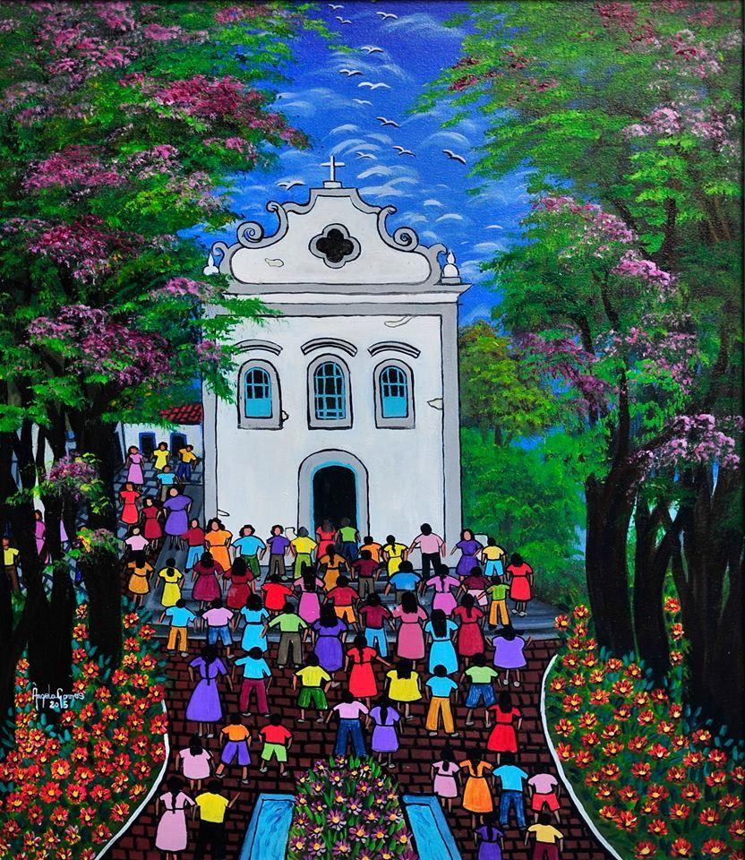 Ticumbi Folclore Capixaba Es Brasil 2020 Foto Para