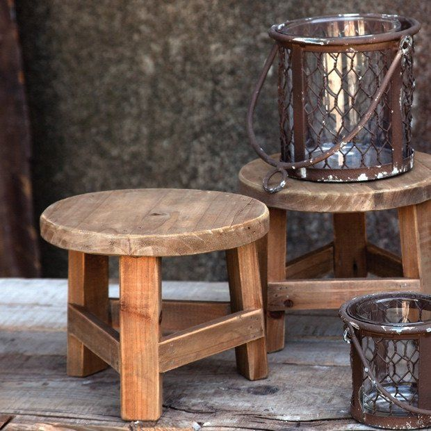 Pleasing Mini Wood Stool Riser For The Home Wood Stool Diy Stool Squirreltailoven Fun Painted Chair Ideas Images Squirreltailovenorg