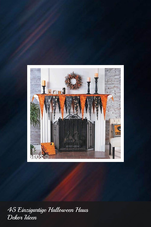 Fein 45 Einzigartige Halloween Haus Dekor Ideen Dekoration Einzigartige Halloween Haus Diy Halloween Dekoration Dekor