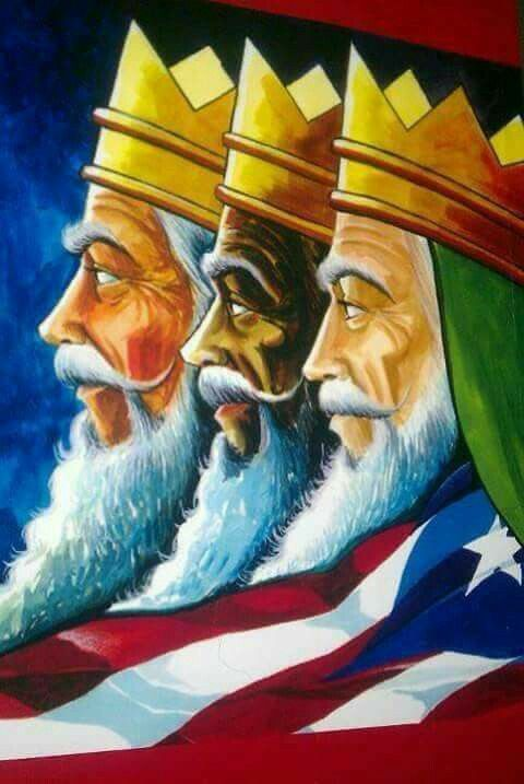 Feliz Dia De Reyes Magos