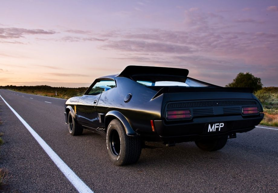 Mad Max Interceptor Ford Falcon Xb Gt 1973 With Images Mad