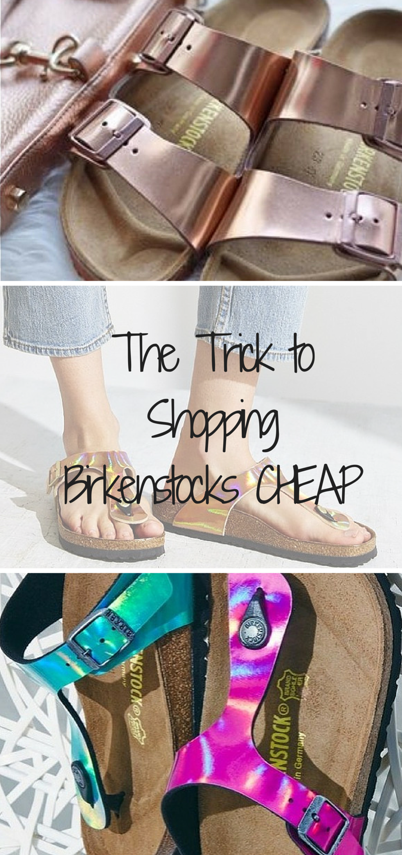 04fa159aa55 Birkenstock Sale Happening Now! Shop the perfect shoe to transition to the  Spring and Summer