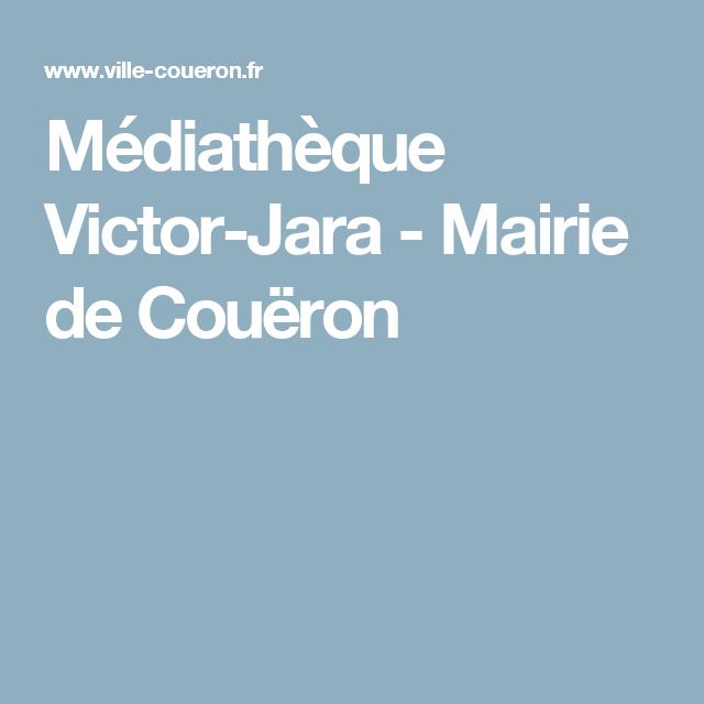 Médiathèque Victor-Jara - Mairie de Couëron