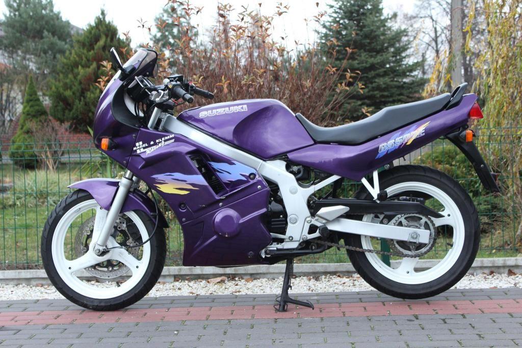 Suzuki Gs 500 Owiewki Five Stars Niemiec A2 Cb Er5 Suzuki Motorcycles For Sale Suzuki Motorcycle Pictures