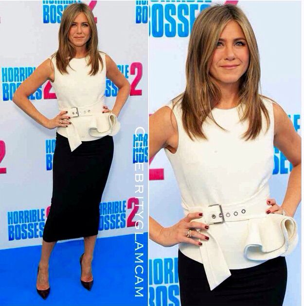 Jen has it all going on.....a stunner