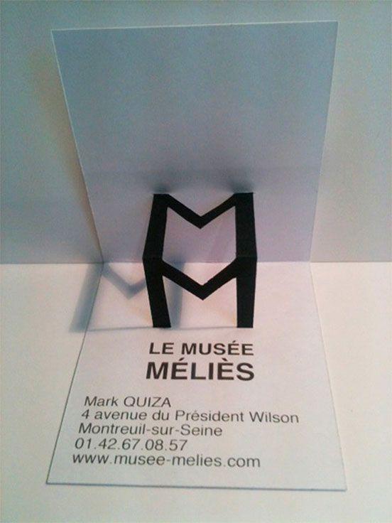 Musée Méliès Business Card
