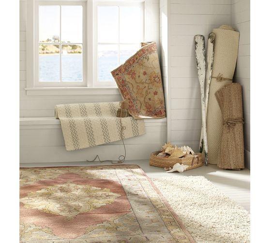 Elham Persian Style Rug Home Art Design