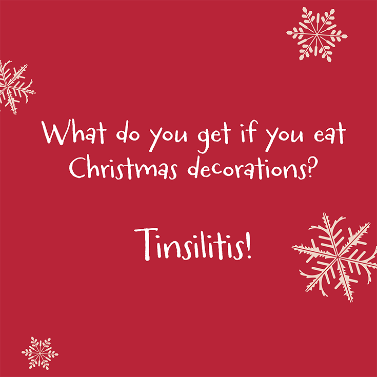 Christmas elf jokes What do you get if you eat Christmas