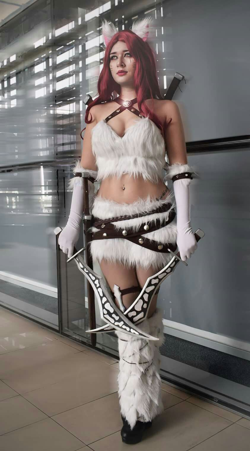 Kitty cat katarina lol