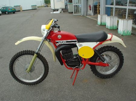 puch 125 f1 1976 puch mx motorrad. Black Bedroom Furniture Sets. Home Design Ideas