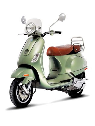 Mint Green Vespa..I dream of this