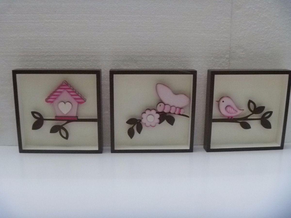 Cuadros para el cuarto de tus ni os bebe decoracion - Decoracion para cuartos ...