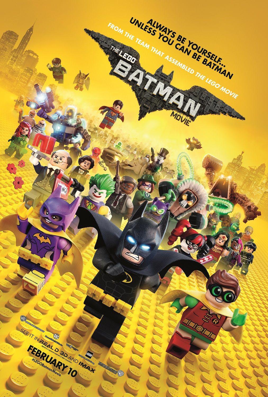 Lego Batmobile From Chevrolet The Lego Batman Movie Finding