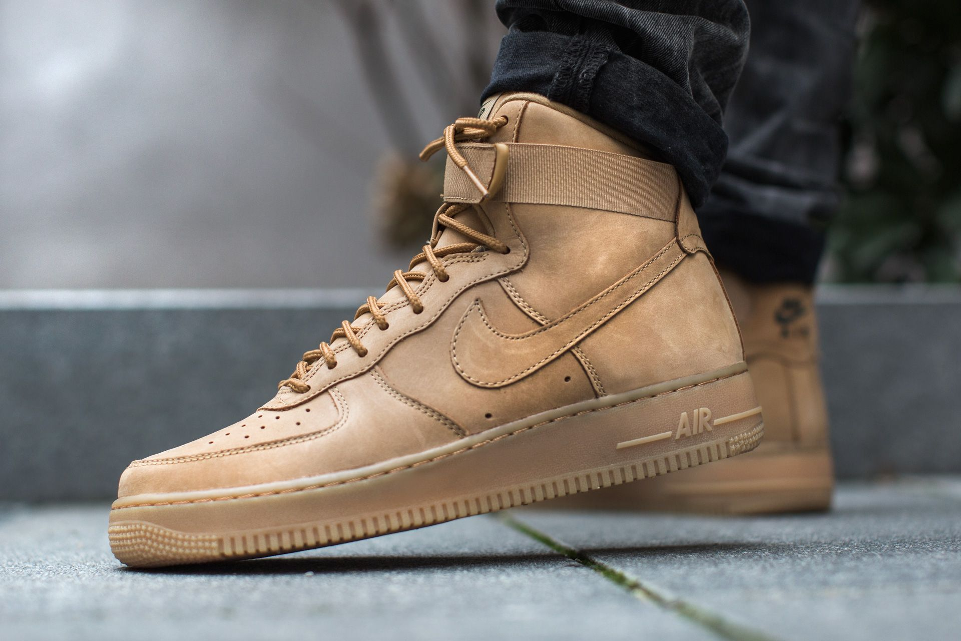 new products f2391 5f796 Nike Air Force 1 High Flax Release Infos,  AirForce1High  Flax  nike   sneaker,  agpos,  sneaker,  sneakers,  sneakerhead,  solecollector,   sneakerfreaker, ...