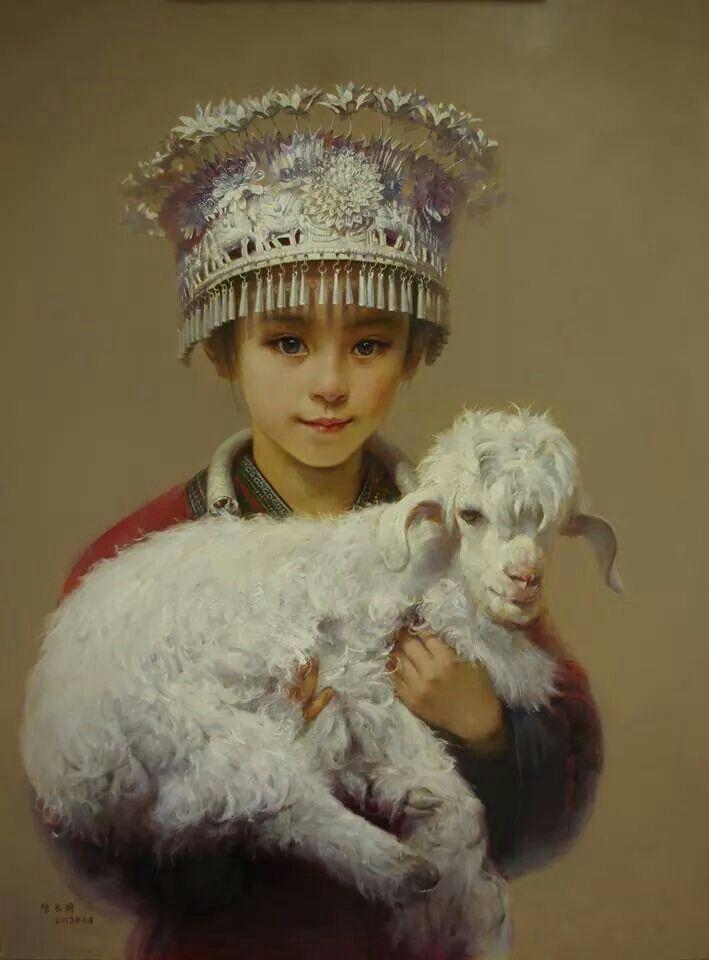 Amazing!Chinese Painter!