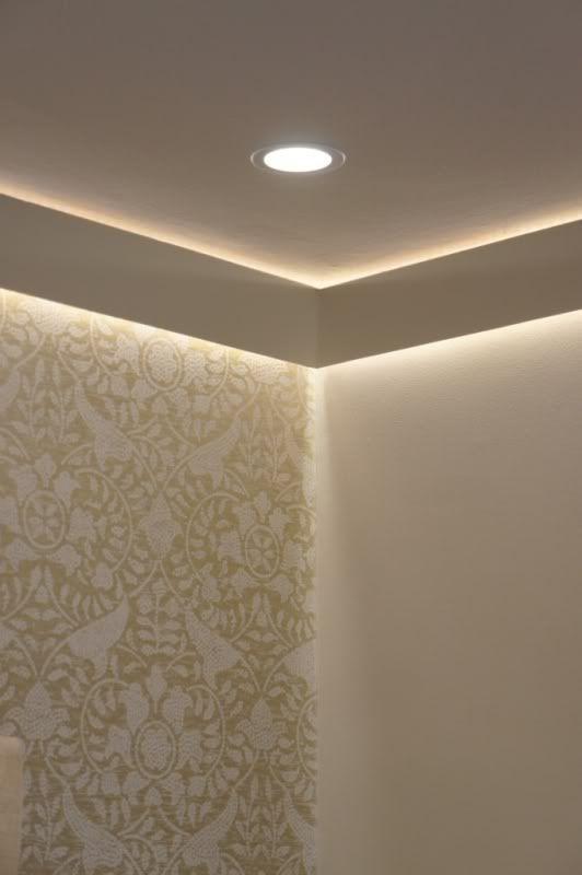Home Interior Decorating Home Architecture Design In 2020 Strip Lighting Bedroom Ceiling Light Led Strip Lighting
