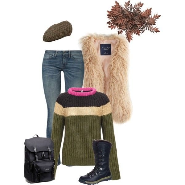 """Vagabonde"" by zouly on Polyvore"