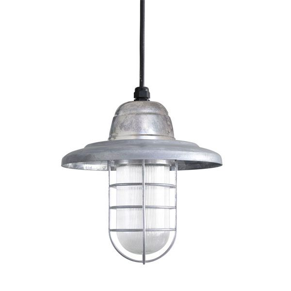 Www American Electric Lighting: Atomic Wire Guard Cord Hung Pendant By Barn Light Electric